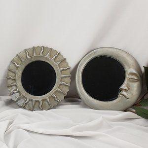 Other - Moon & Sun Decorative Mirror Set